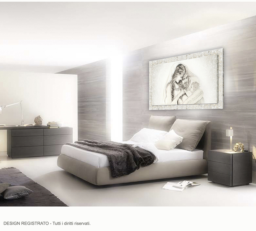 Beautiful quadro moderno camera da letto images idee arredamento